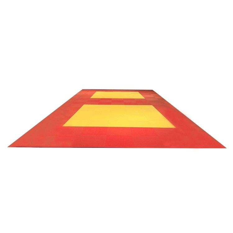 School Kids Gymnastics Mat / Thick Soft Gymnastics Mats For Shopping Center